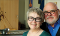 Karen and David Nasby Give to Ensure the Excellence...