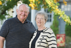 Roger and Jeanne Schwarze Honor Legacy of Leadership