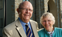 Paul, '55, and Donna Roe Support Current and Future Students